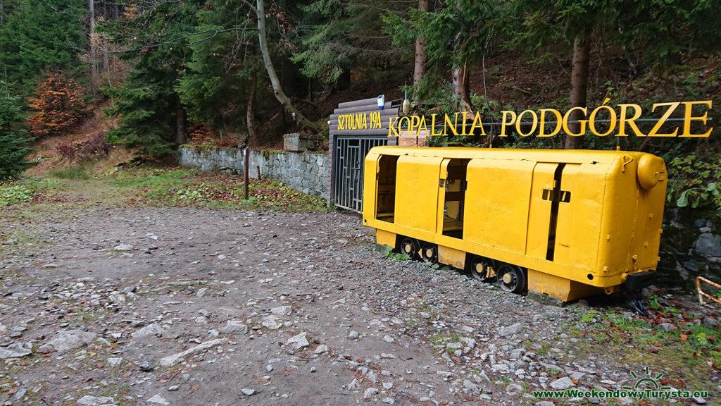 Kopalnia uranuu Podgórze w Kowarach