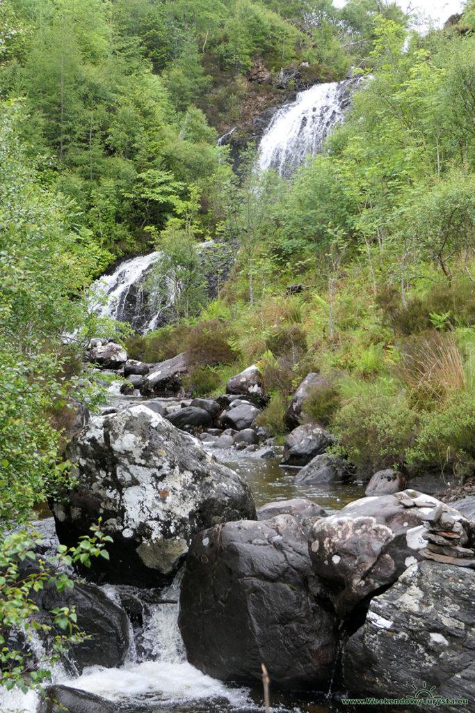 Wodospad Fas Dubh a Szkocji