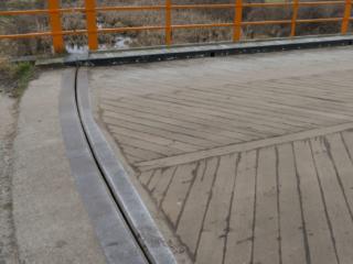 Międzyrzecki Rejon Umocniony - Most obrotwy 724