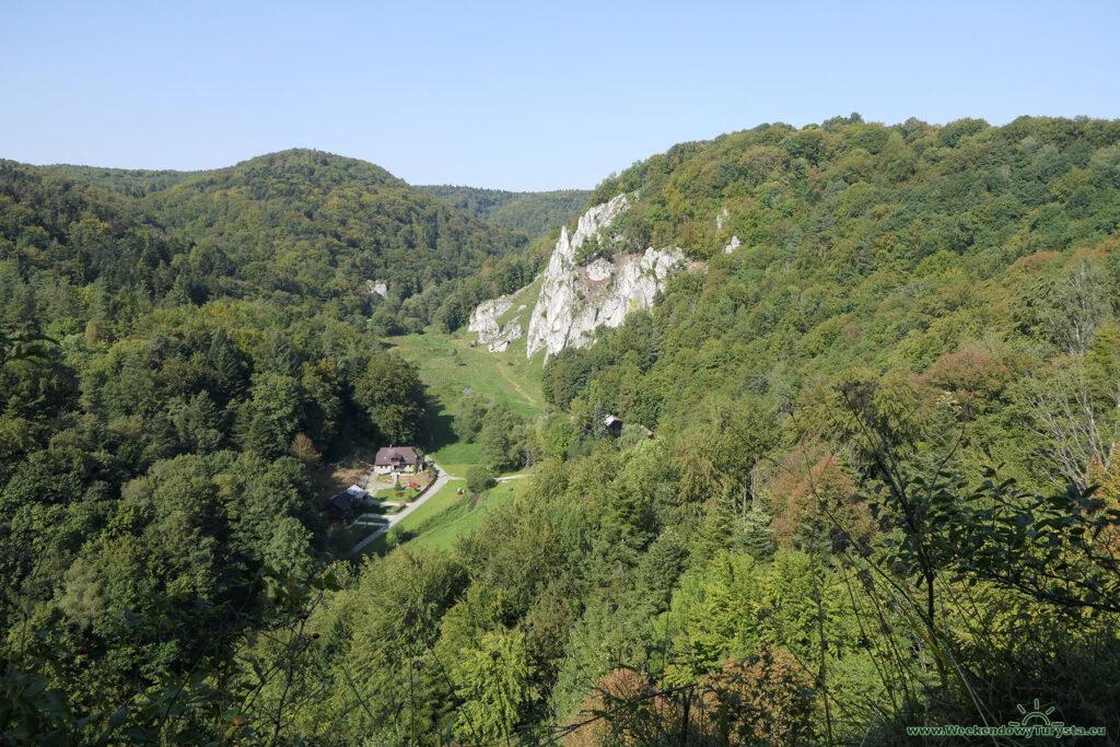 Panorama Doliny Prądnika