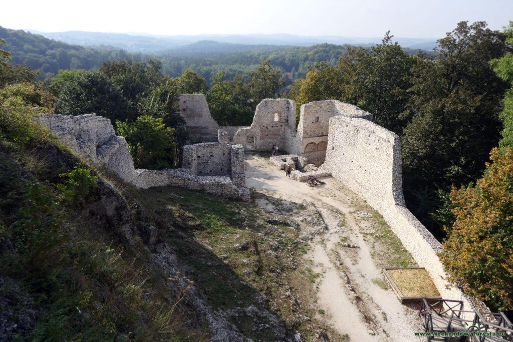 Zamek Pilicza w Smoleniu