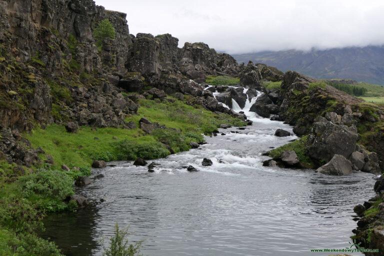 Thingvellir - Park Narodowy - Złoty Krąg na Islandii